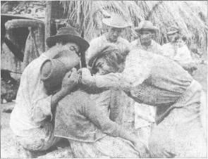Extracciones dentales en Bolivia.