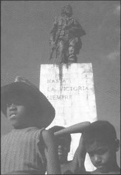 Monumento al Che. Santa Clara, Cuba.