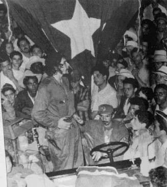 It was in the city of Cabaiguán where Che spoke in front the cuban people for the first time.