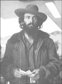 A great friend of Che: Camilo Cienfuegos.