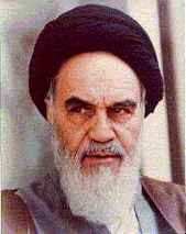 Ayatollah Ruhollah Jomeini